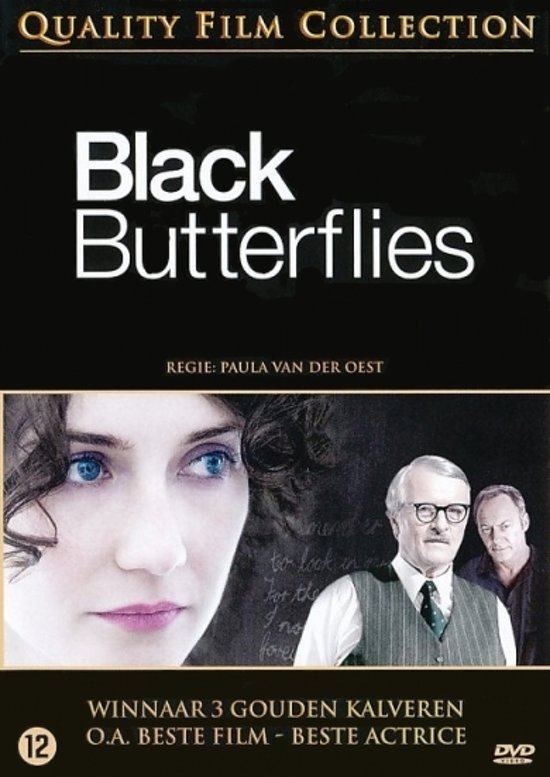 black-butterflies
