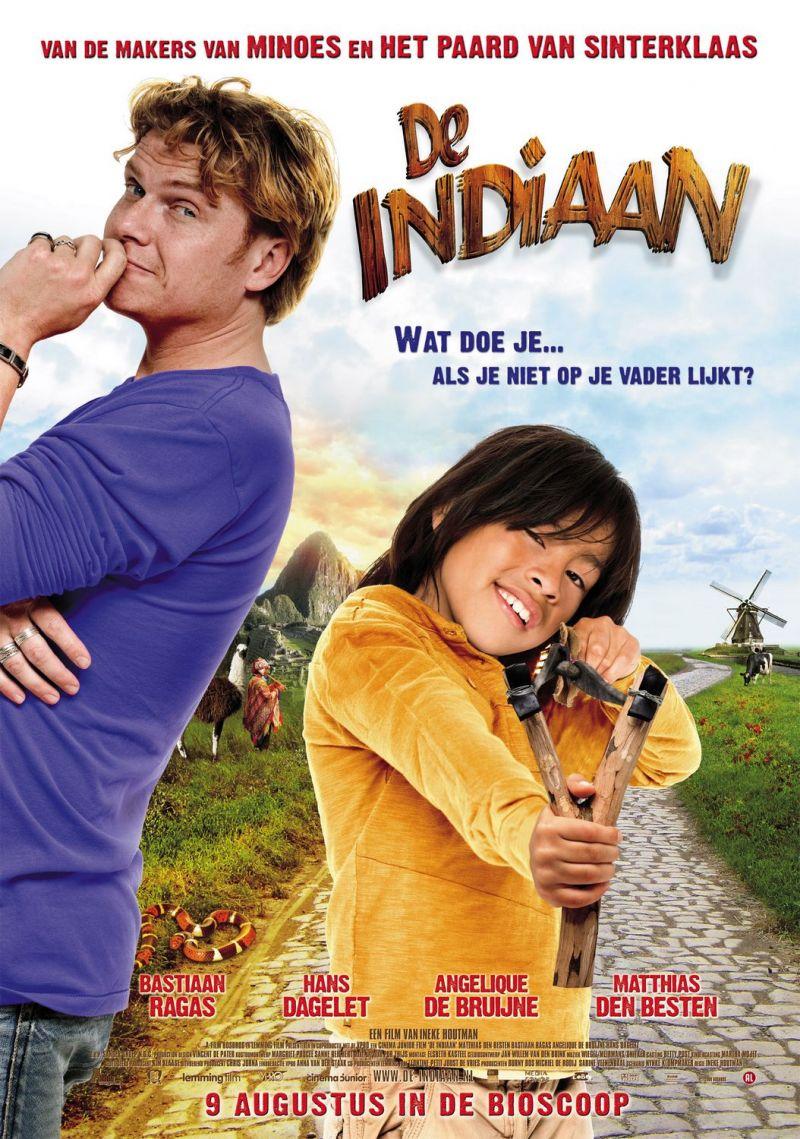 de-indiaan